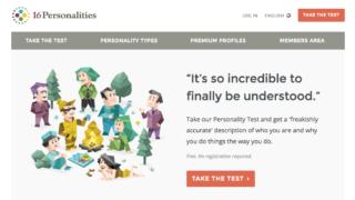 「16 Personalities」で性格診断をしよう!