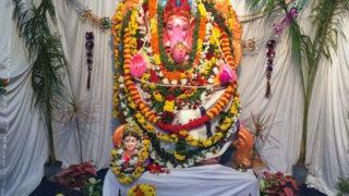 夢を叶えるゾウ!ガネーシャ・チャトゥルティ(Ganesh Chatruthi)始まり!
